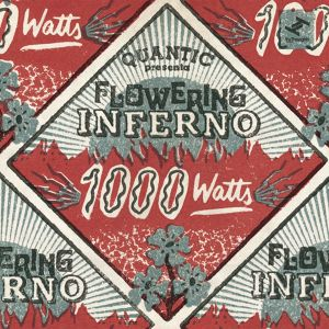 【予約】 (2LP)Quantic presenta Flowering Inferno 「1000 Watts」