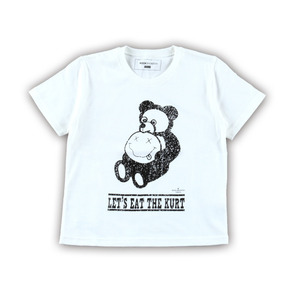 NIRVANA TEE FOR KIDS(OFF-WHITE )