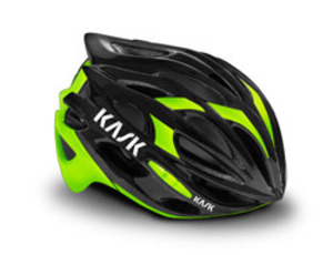 KASK MOJITO BLK/LIME M