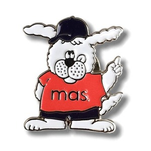 【Re-Stock】Enamel Pins『MR.MASTA』