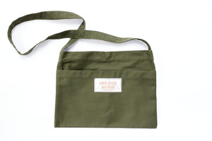 US 60s OG107 Cotton canvas Musette