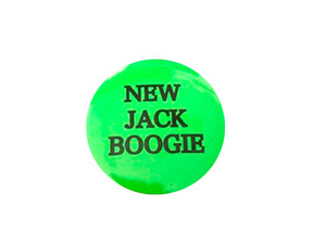 Button Badge (green)