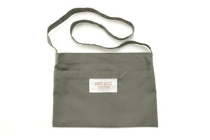 US Mil.Spec. OD Cotton canvas Musette
