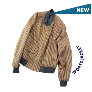SPORTS JACKETS [ BROWN ]