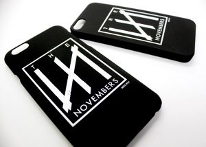 N-logo iPhone case(MERZ-0042 )