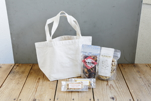 TOTE BAG GIFT SET(GOLDEN COCONUTver.) | トートギフト(ゴールデンココナッツver.)