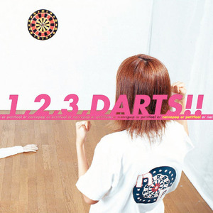 naivepop or petitfool / 1,2,3,DARTS!! (CD)