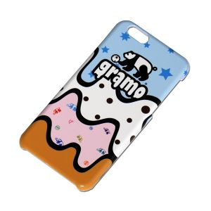 iPhone6・6s専用ケース「choice!」(CREAM/SPC-017)