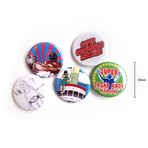 Badge(5 pieces)