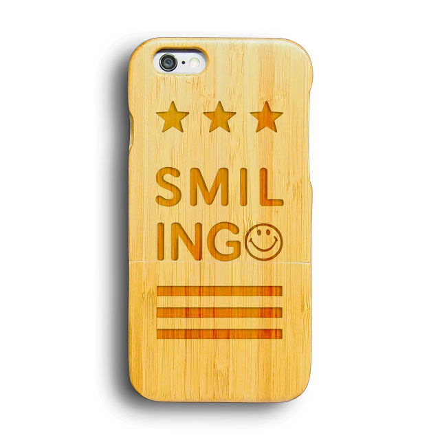 Smiling for iPhone6/6s - メイン画像