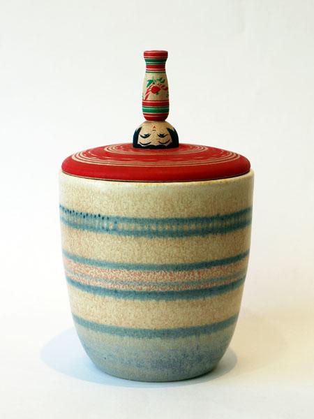 作並こけしと陶の器
