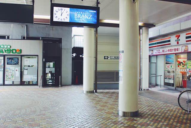 access /  H.Funayose gallery までの行き方(東急東横線・反町駅より)