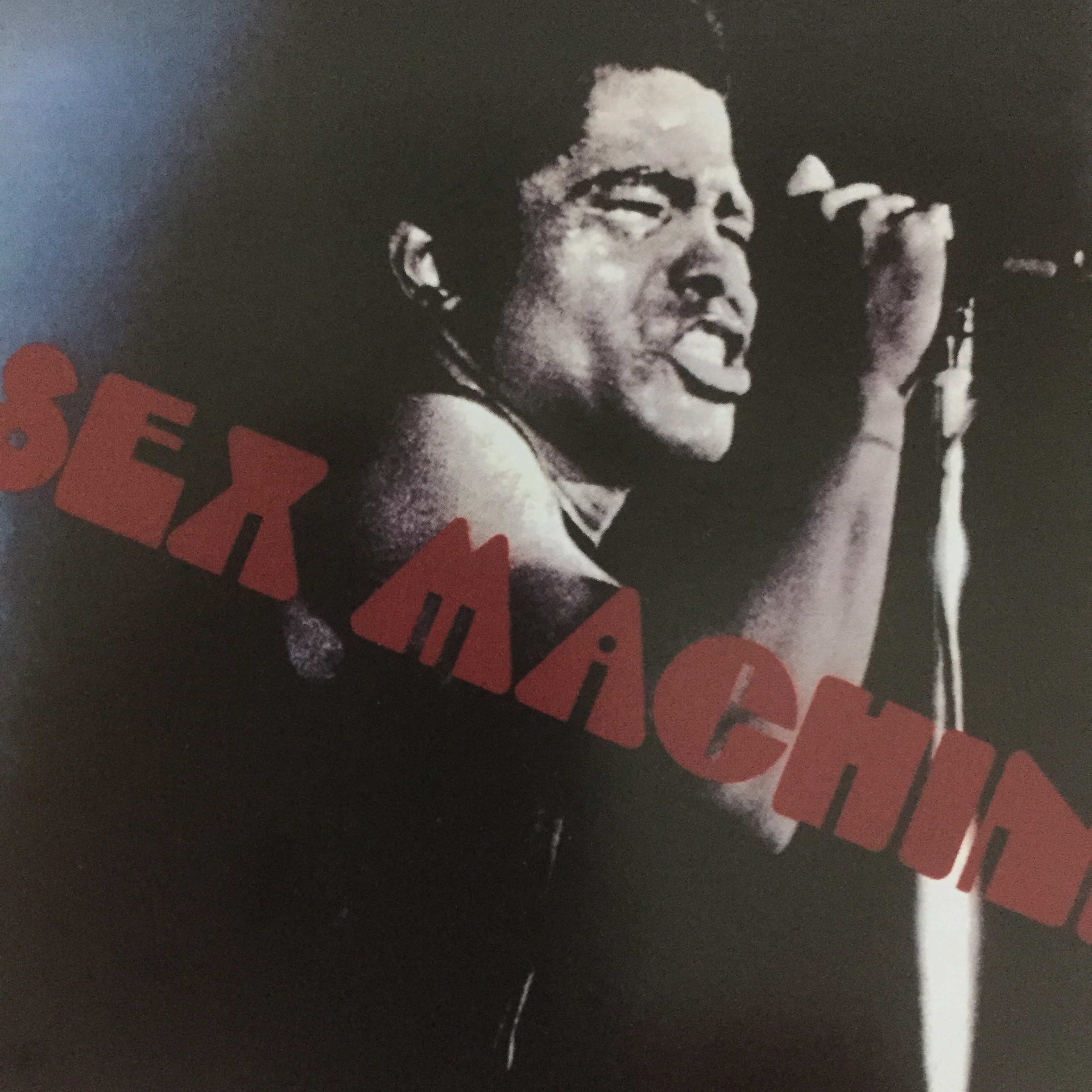 JAMES BROWN 「GET UP I FEEL BEING A SEX MACHINE」