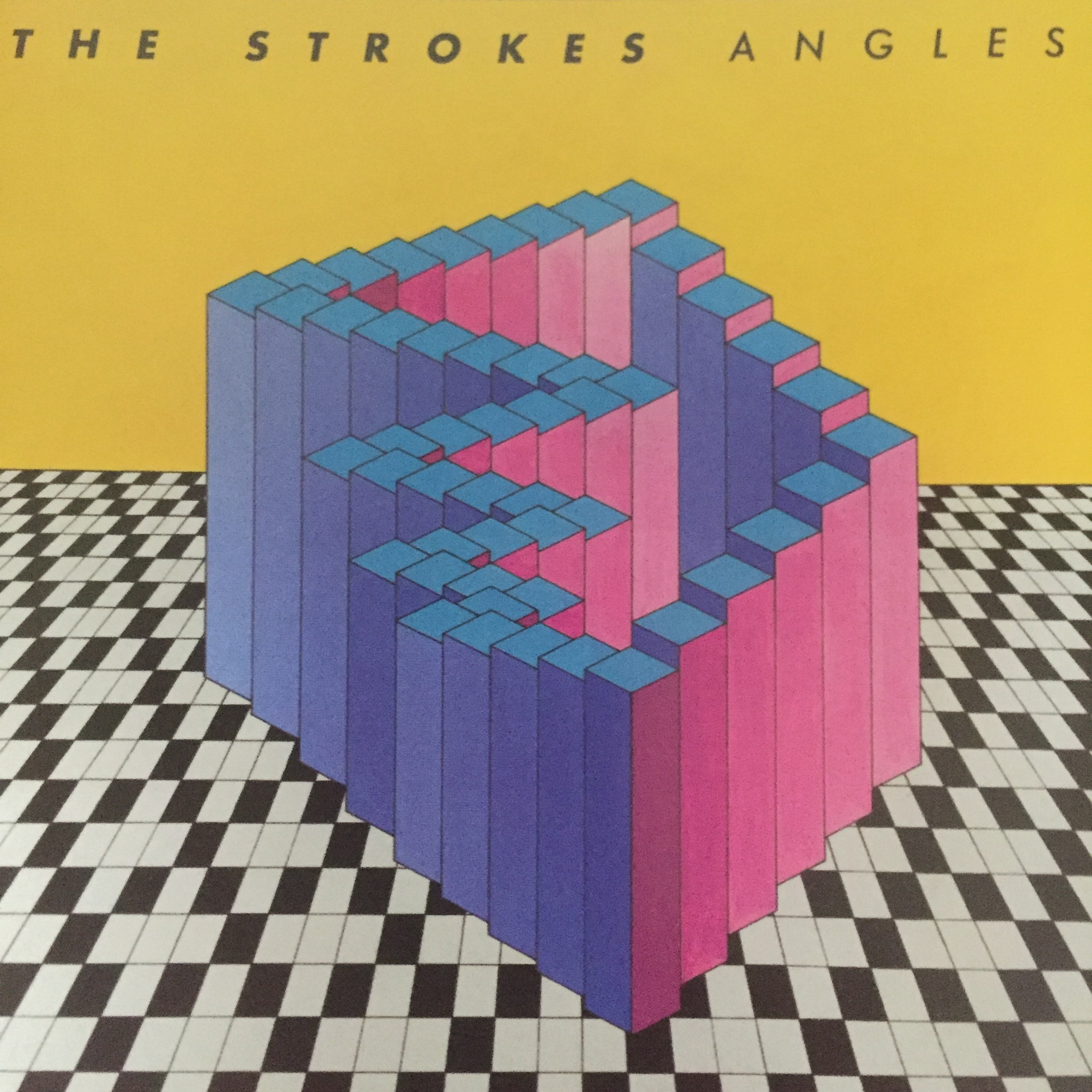 THE STROKES 「UNDER COVER OF DARKNESS」