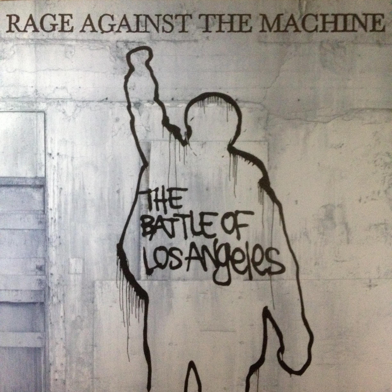 RAGE AGAINST THE MACHINE 「GUERRILLA RADIO」