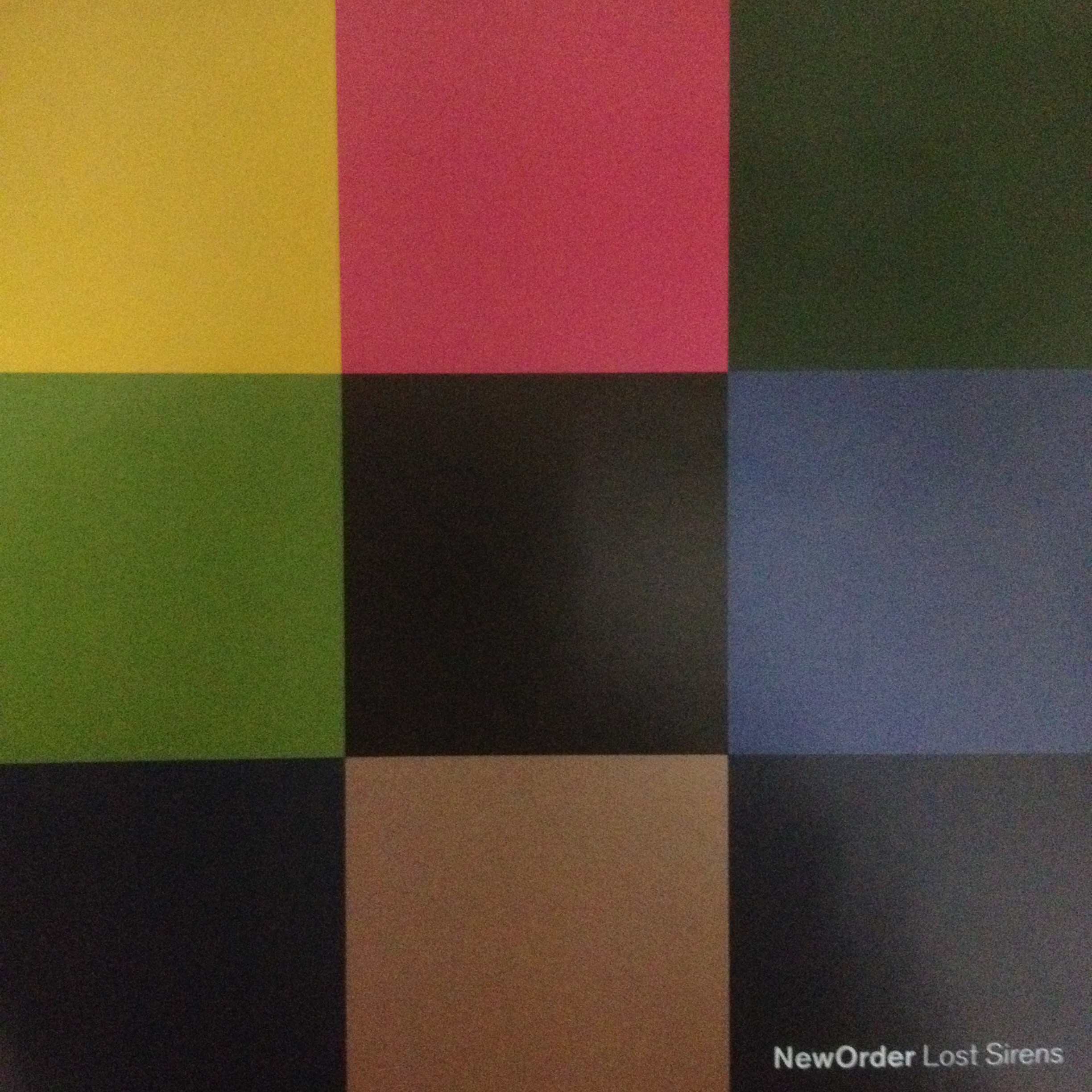 NEW ORDER 「I'll Stay With You」「Sugarcane」