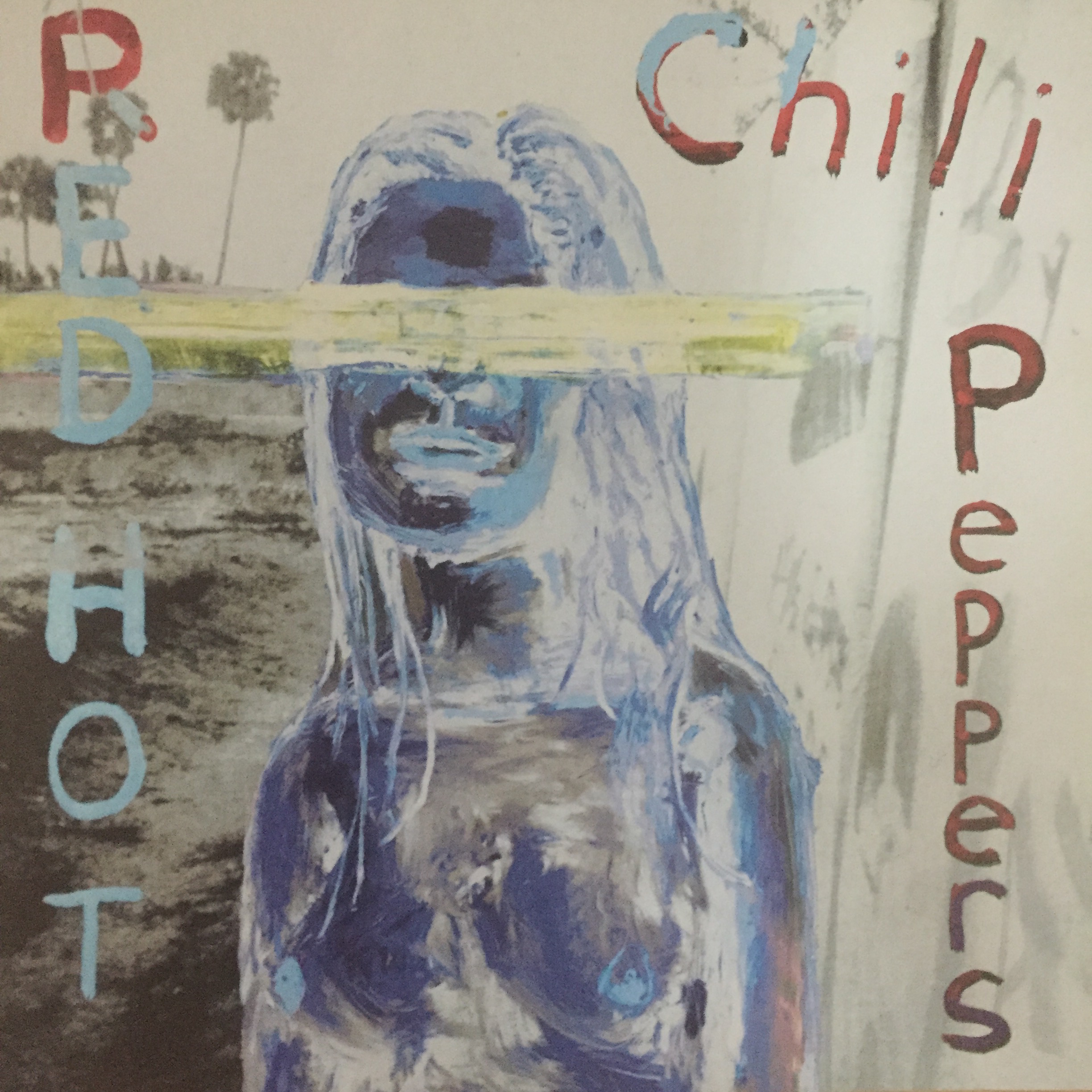 RED HOT CHILI PEPPERS 「By The Way」