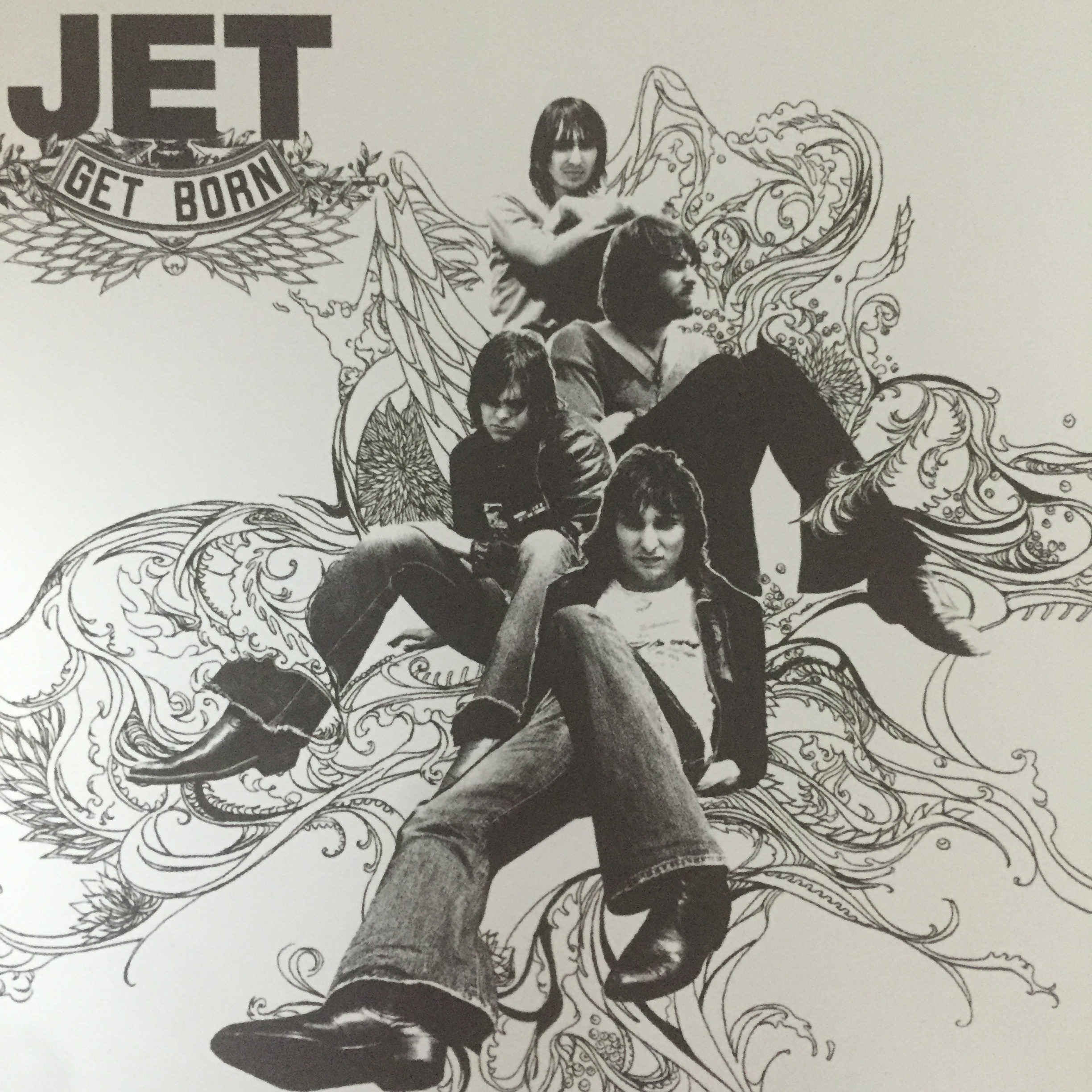 JET 「ARE YOU GONNA BE MY GIRL」