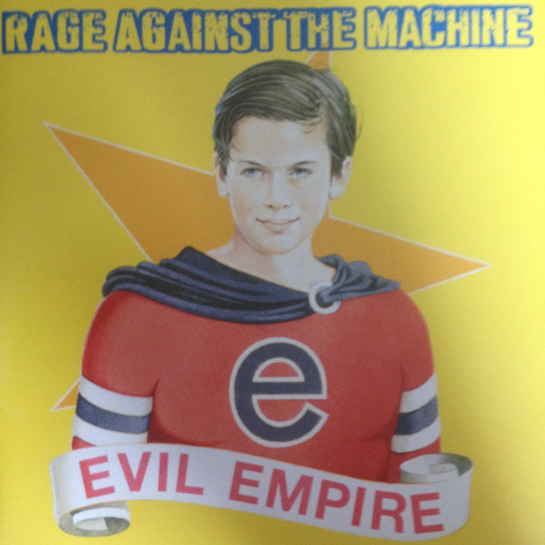 RAGE AGAINST THE MACHINE 「REVOLVER」「TIRE ME」