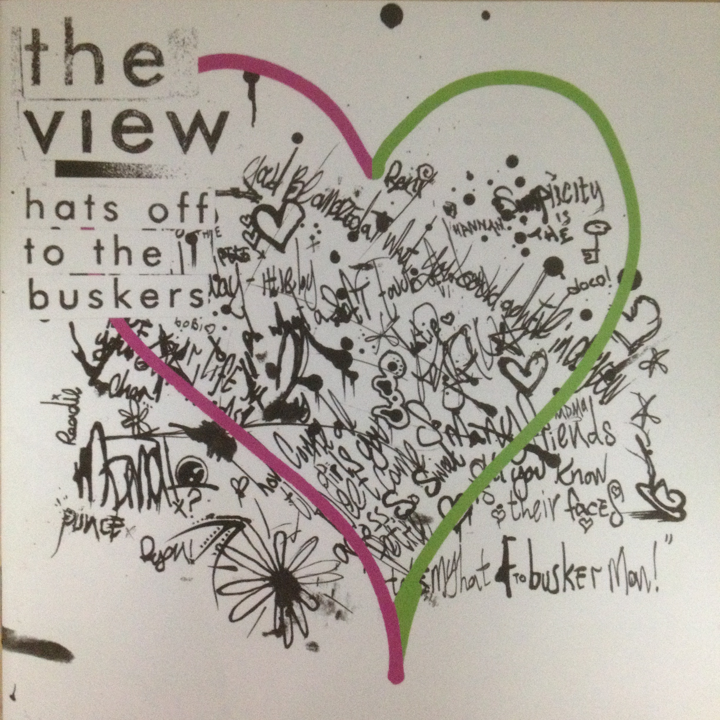 The View 「SUPERSTAR TRADESMAN」 「SAME JEANS」