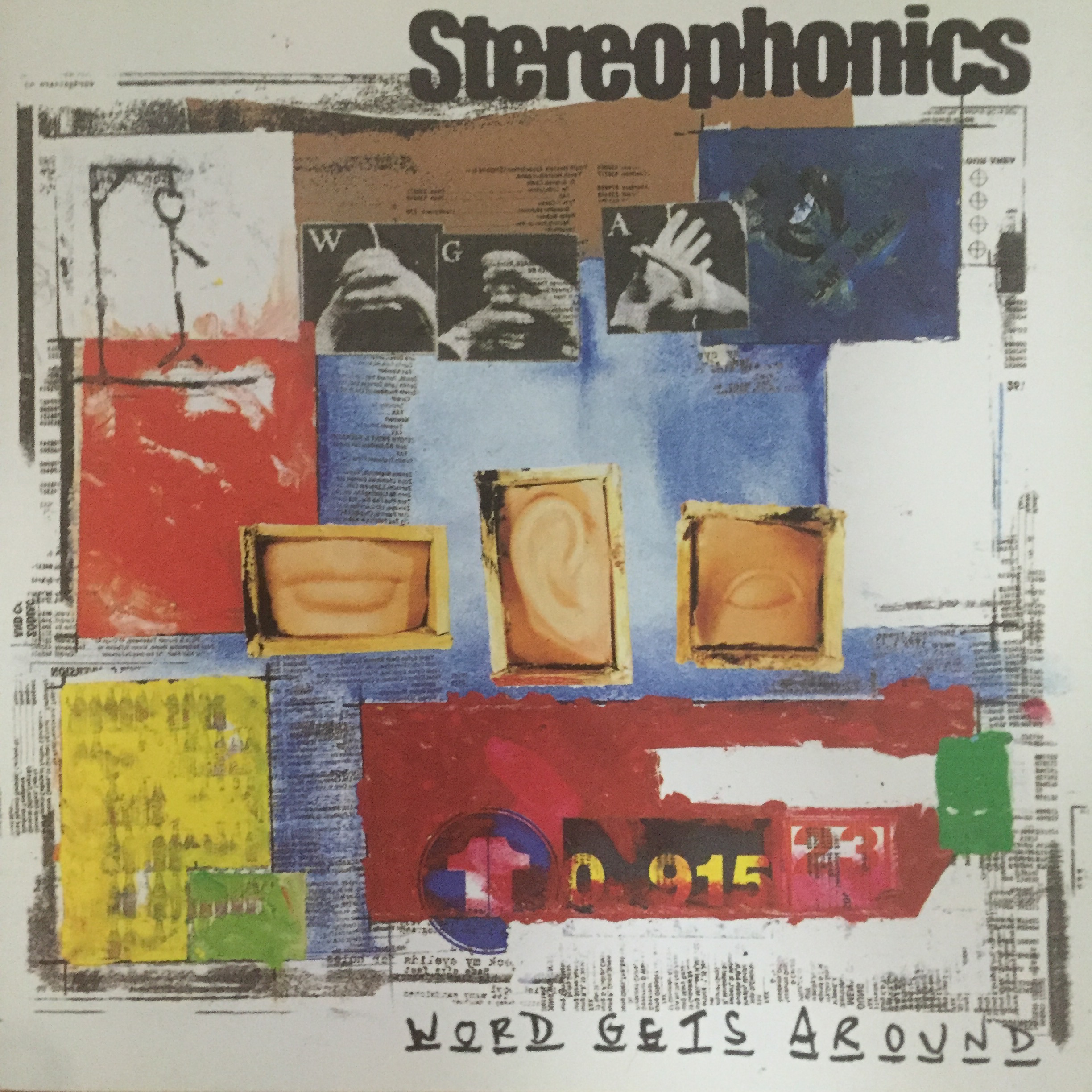 Stereophonics 「local boy in the photograph」