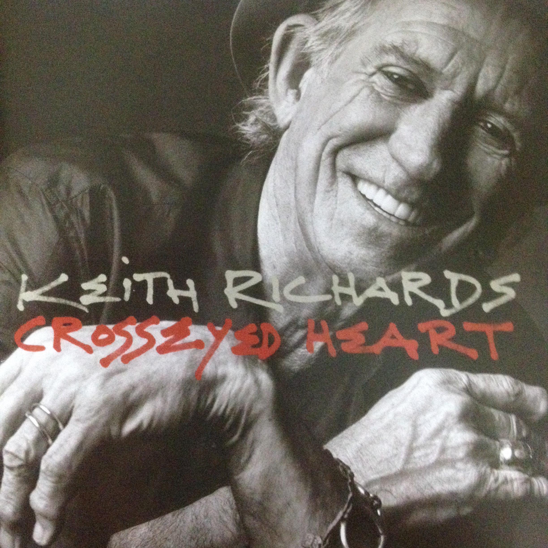KETH RICHARDS 「HEART STOPPER」