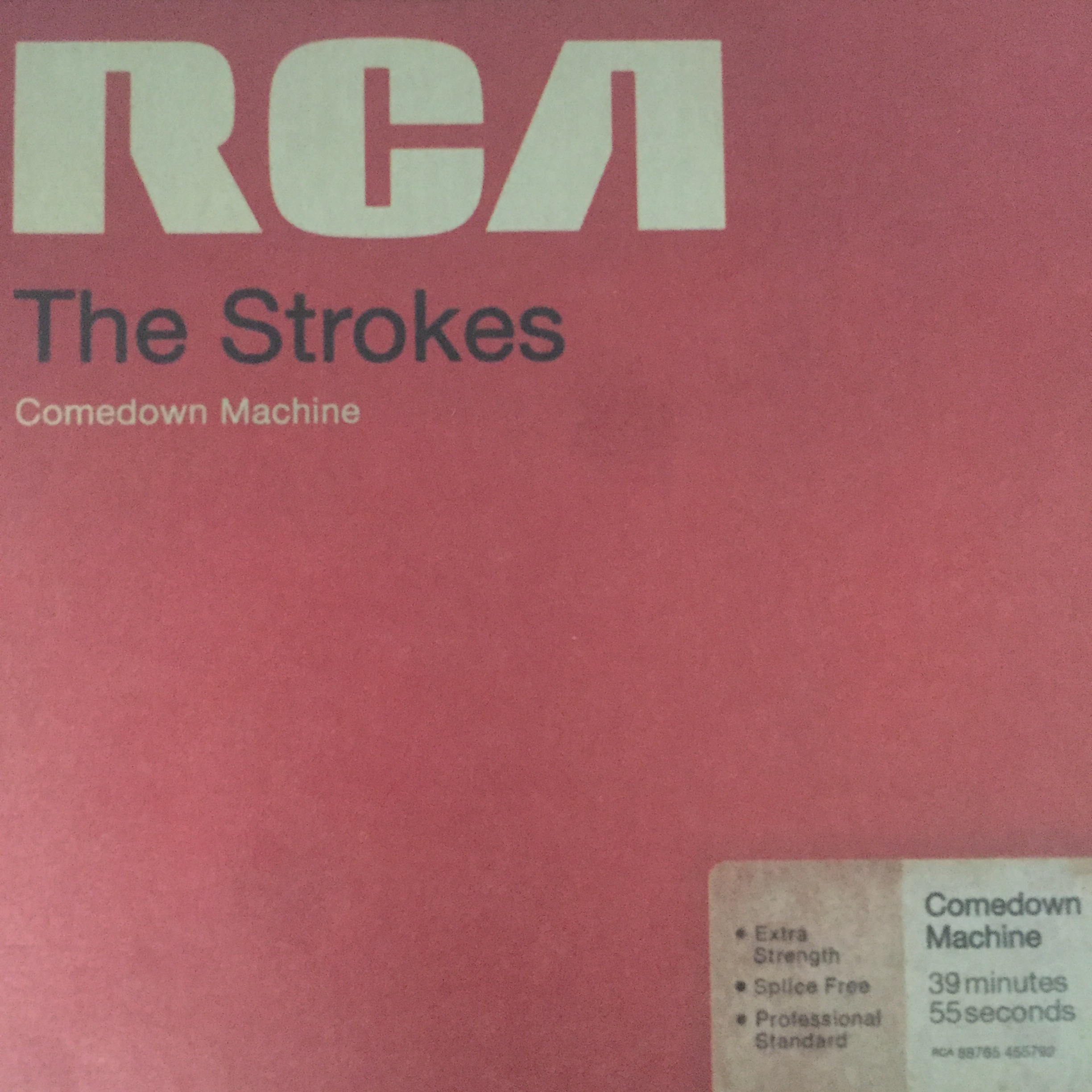 THE STROKES 「ALL THE TIME」