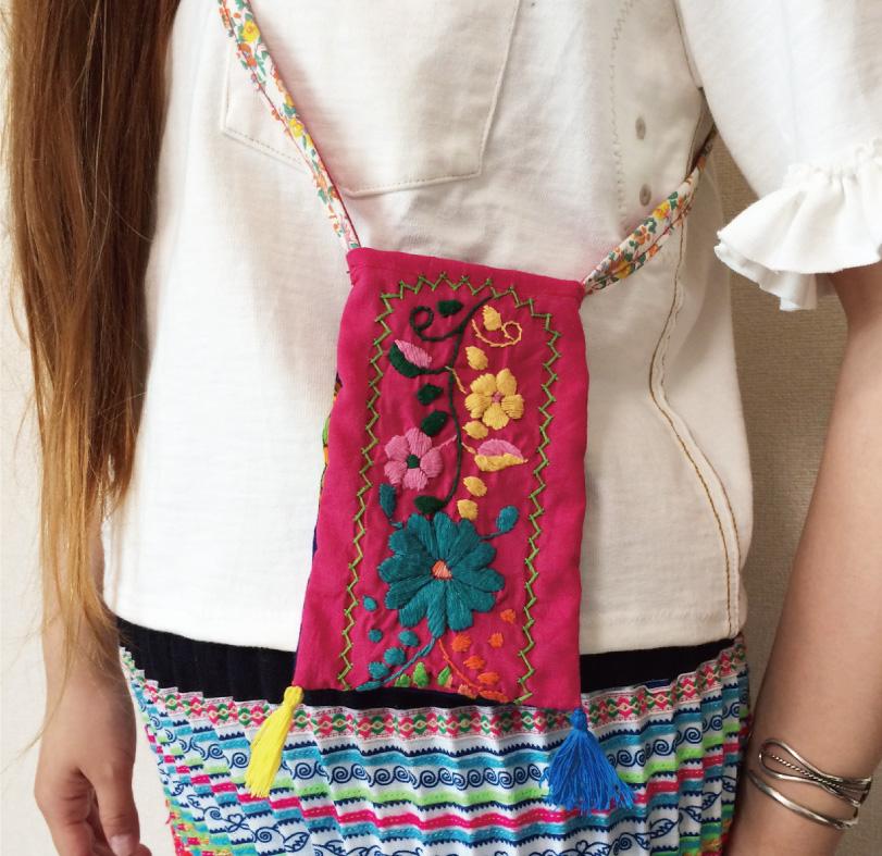 古着メキシコ刺繍アイテム揃っています♪