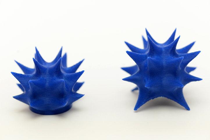 Trino2 3Dプリンターで誰も触れないペットボトルのキャップをプリントしてみた!