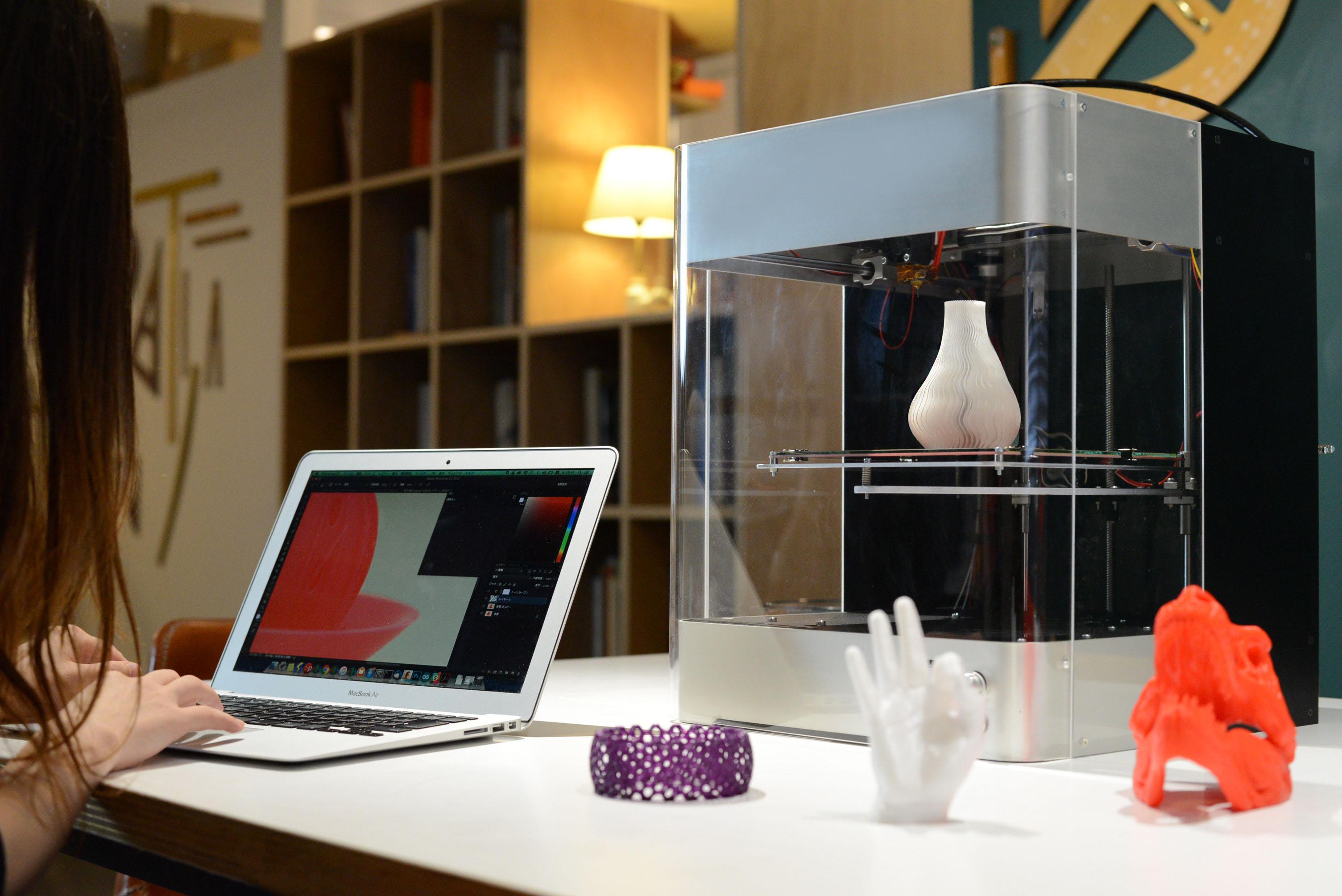 LeptonとTrino2 3Dプリンターのレンタルサービスを開始しました!