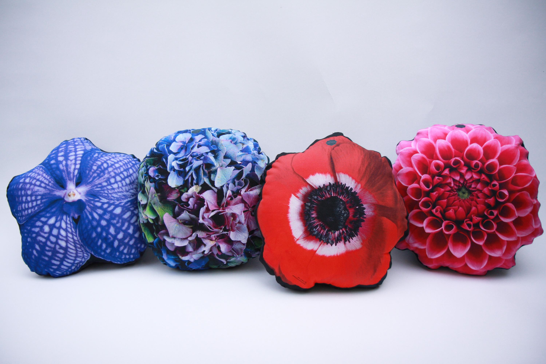 母の日ギフトにも たにくっしょん® 花モデル OHANACUSHION おはなくしょん 限定発売開始