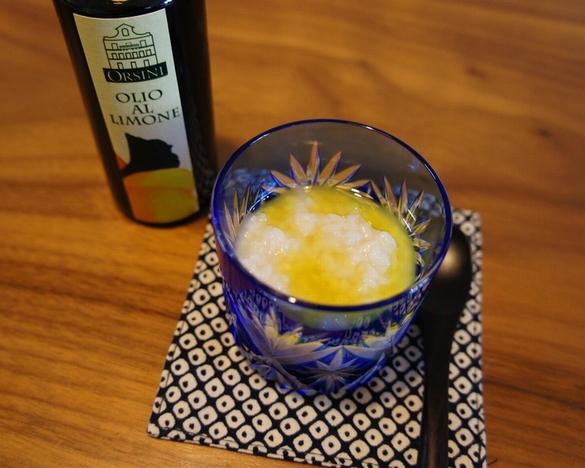 暑い季節は、華やかな香りに満ちたレモンオリーブオイルで