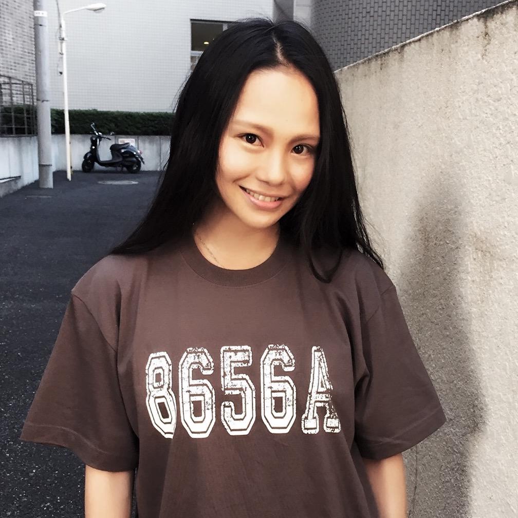 85A Tシャツ チャコールの写真