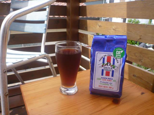 本日のコーヒー:カフェ・ドタ・タラスー