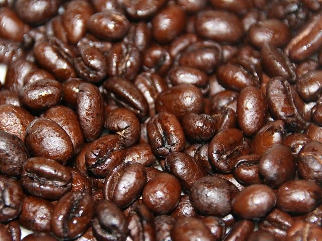 コーヒー豆の油浮き、大丈夫?