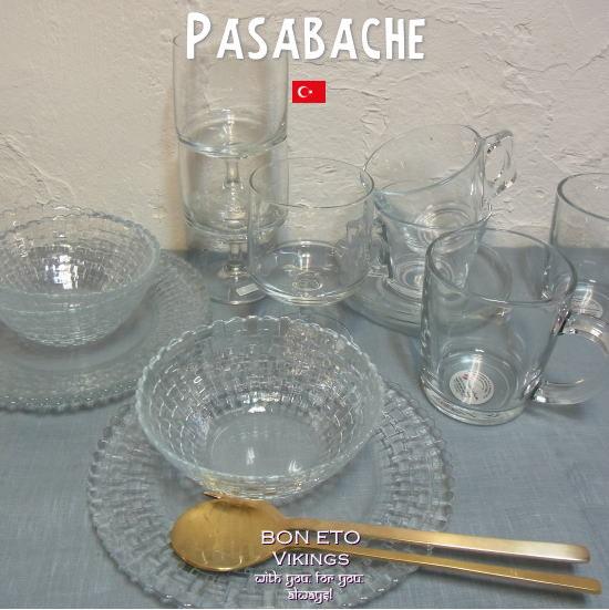 トルコのPasabacheはペルシャガラスの歴史が今に続いています