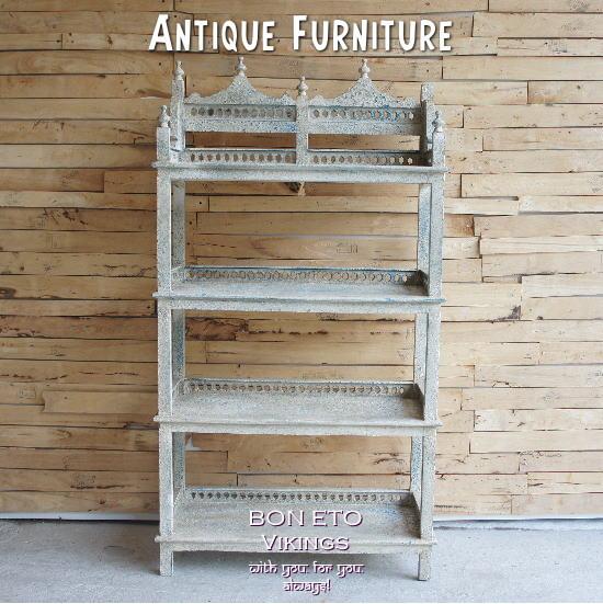インドのアンティーク家具