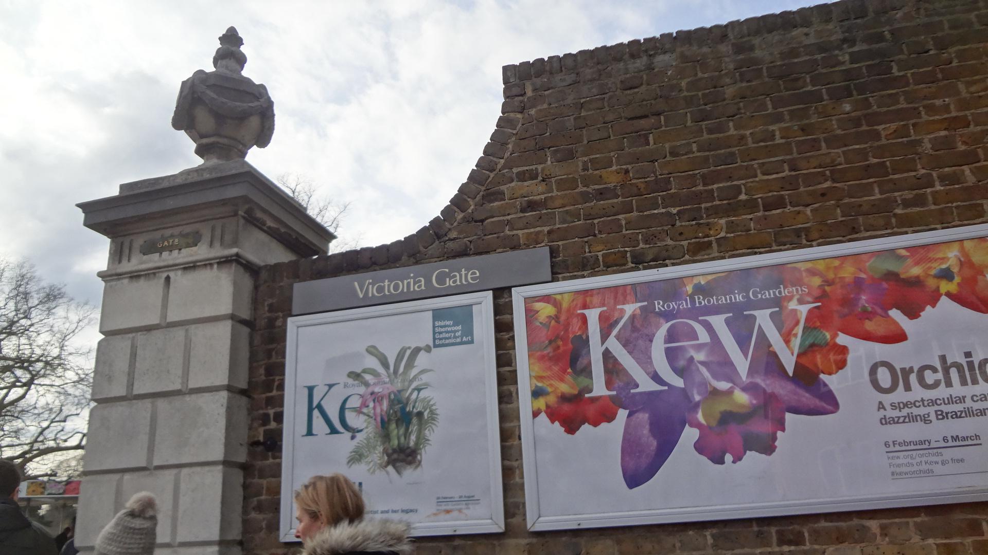 """日々是英国 休日は """" Go to The Royal Botanic Gardens Kew!"""""""