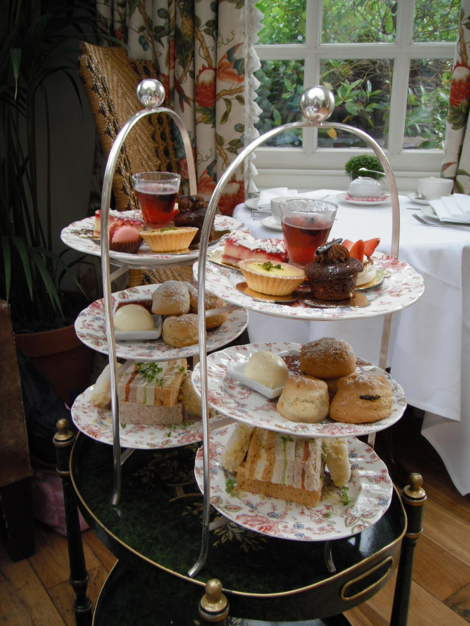 日々是英国 お茶の時間は至福に尽きる