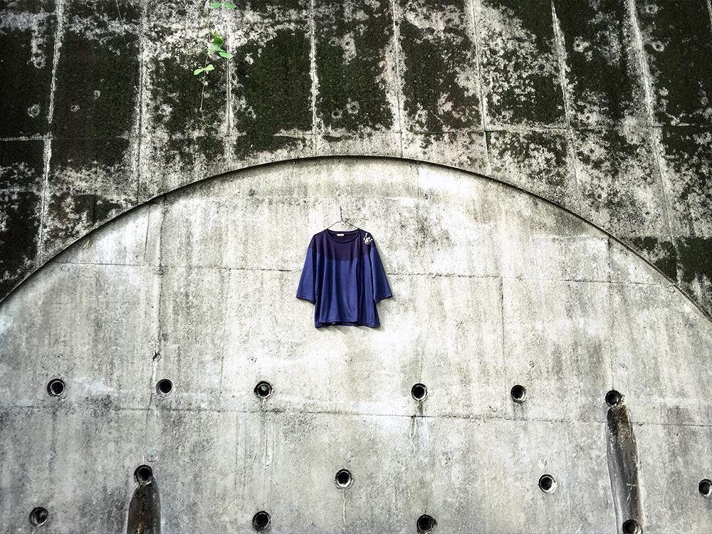haTha×オニィコラボ7部袖Tシャツ完売&再生産いたします。