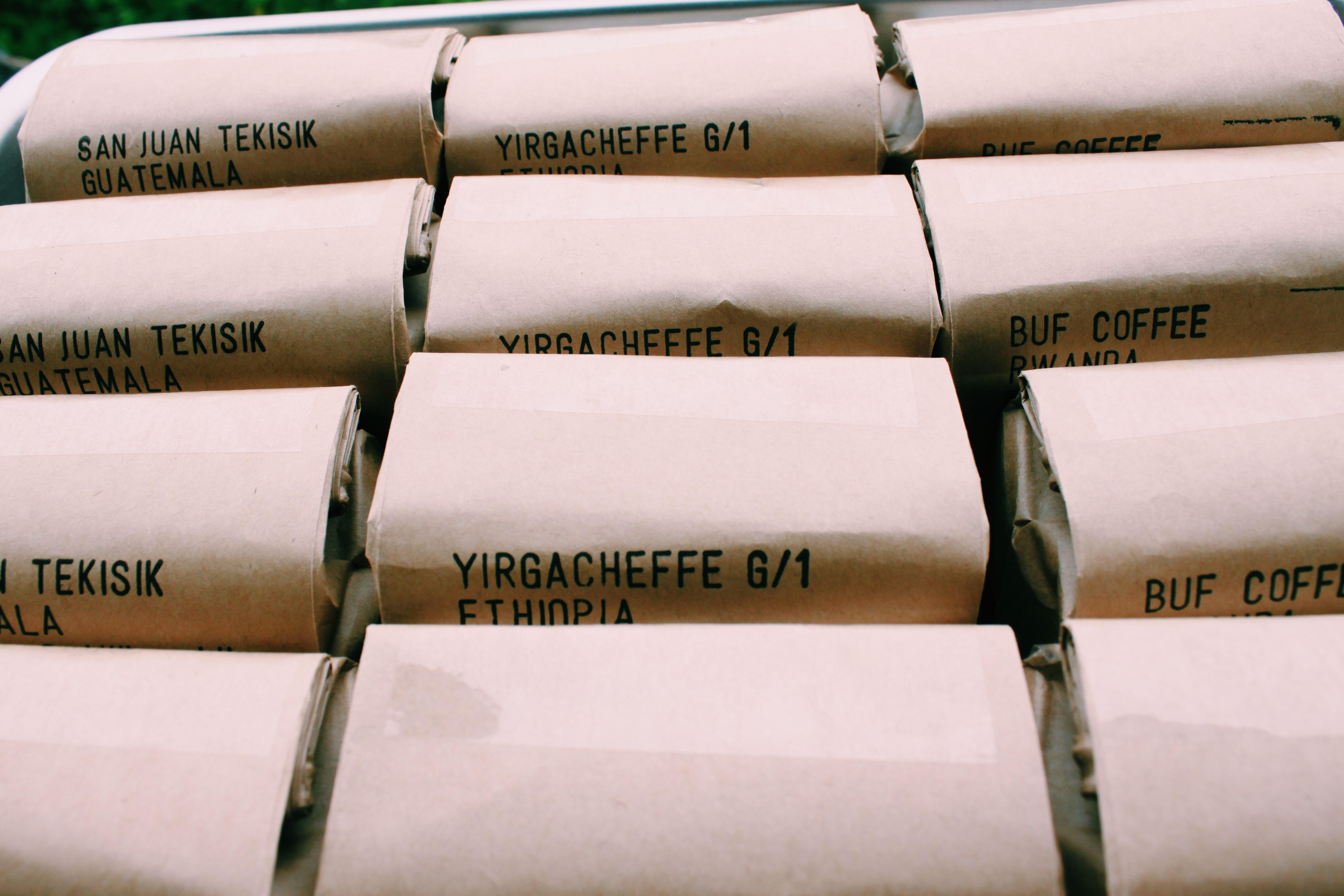 東急ハンズ京都店で期間限定でコーヒー豆を購入いただけます。【6月18日(土)〜26日(日)】