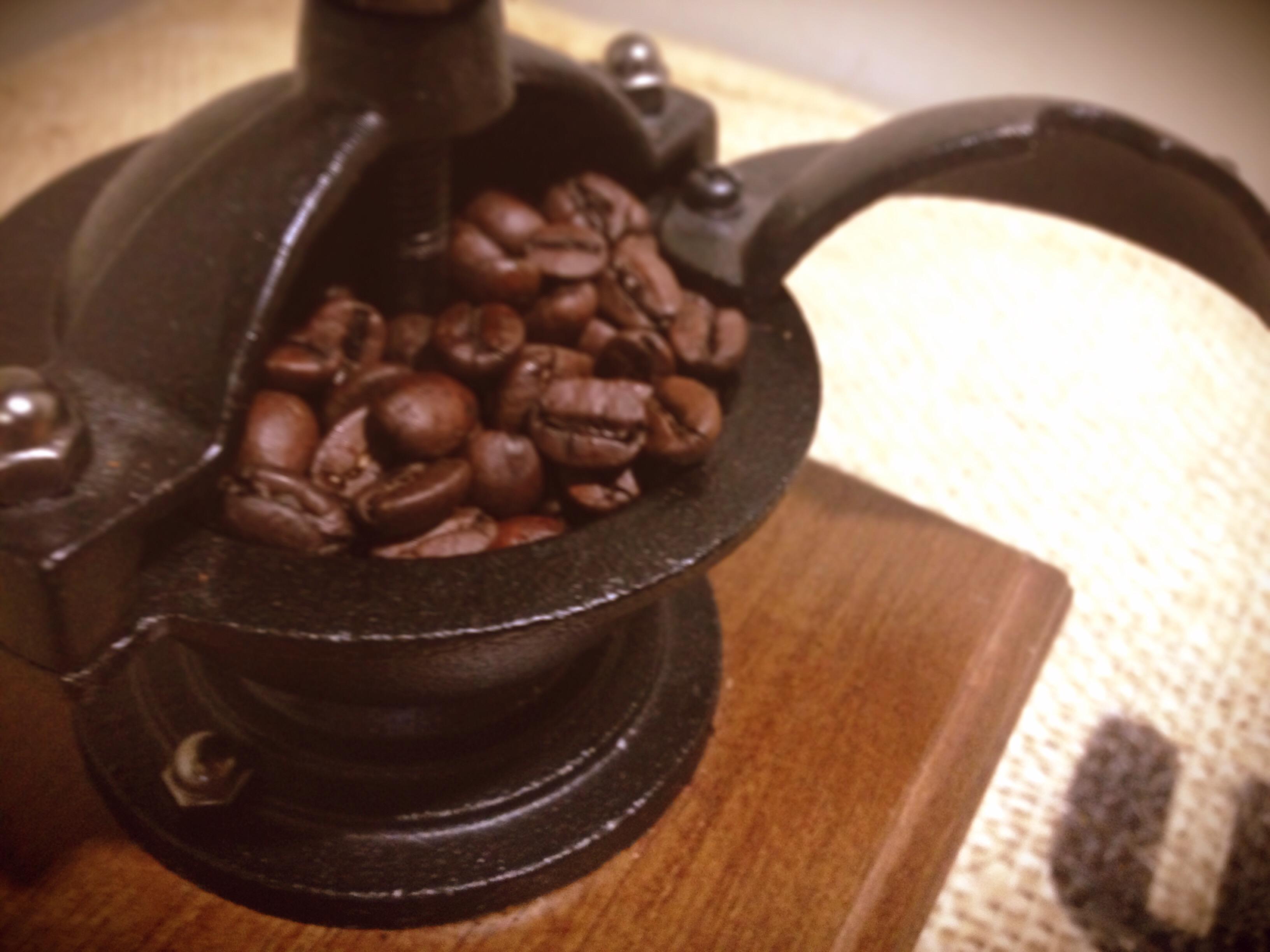 一押しのコーヒー豆