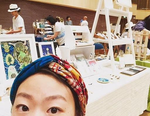 5月21日 芸森アートマーケット