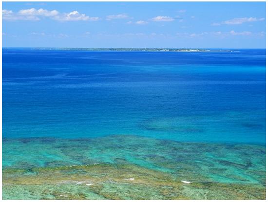 沖縄の海を凝縮!? ホタルガラスのアンクレットで今年の夏を先取り!