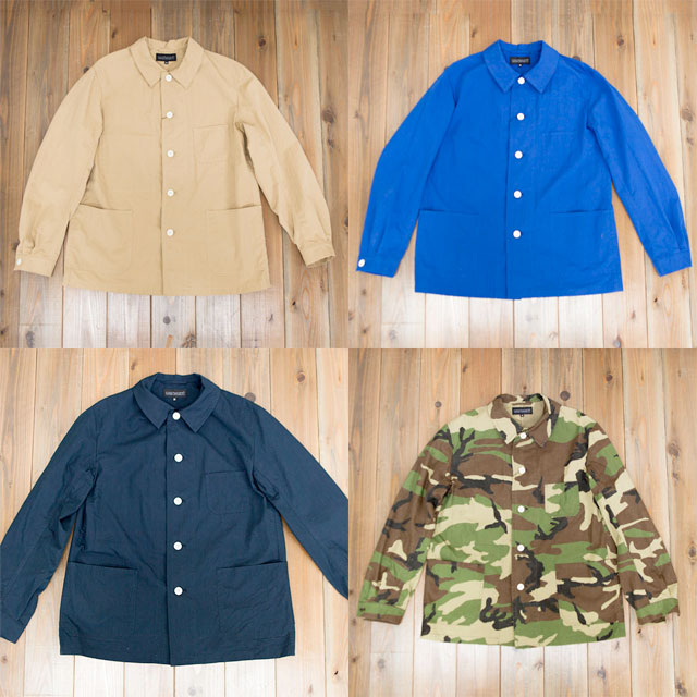 [NEW]COOCHUCAMP : Happy shirt jacket / 2016SS