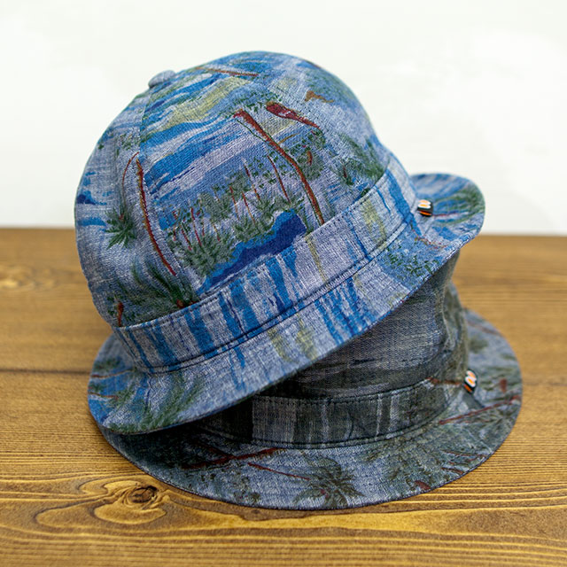 [NEW]COOCHUCAMP : Happy metro hat / 2016SS