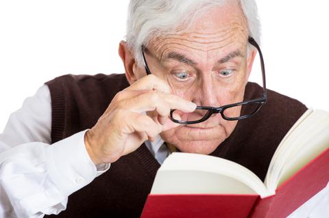 『ピンホールマスク』の知られていない目からウロコの機能②老眼の予防・改善に役立つ!