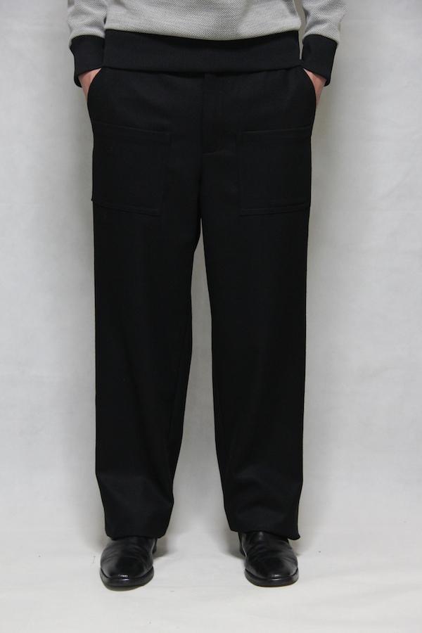 162009 Six Poket Wool Pants