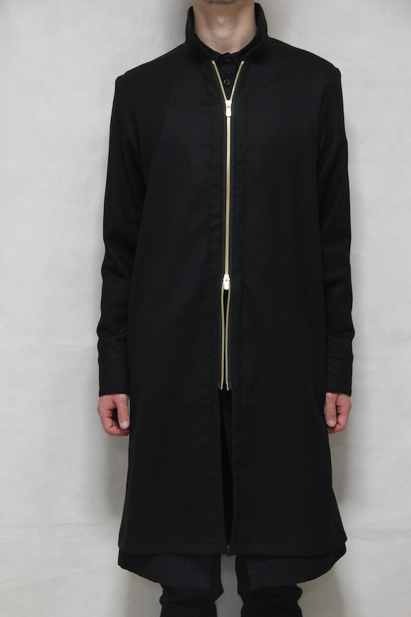 162012 Gold Zip Coat