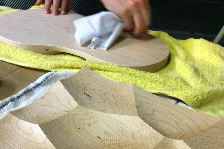 Wood / 木材製品の取扱い